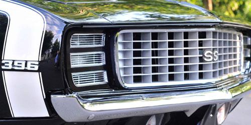 1969 Camaro SS 396