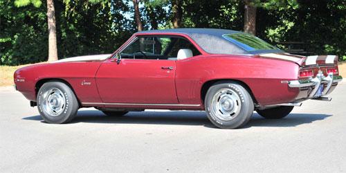 1969 Camaro JL8