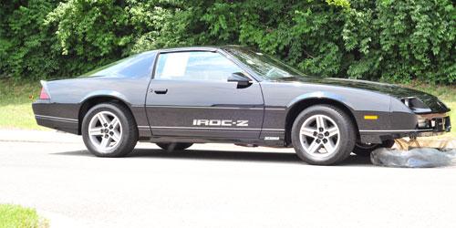 1985 IROC