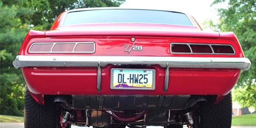 1969 Camaro - King Tut
